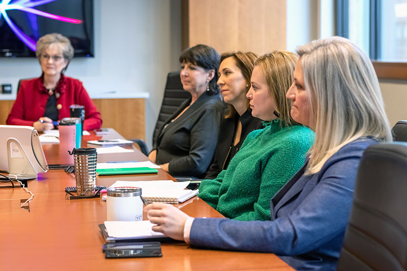 peer advisory forums for women in executive leadership roles - peer groups for female executives